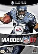 Madden 07 - GameCube Game