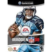Complete Madden NFL 2008 - GameCube Game