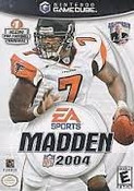 Madden 2004 - GameCube Game