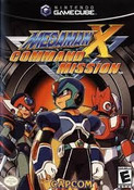 Mega Man X Command Mission - GameCube Game