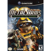 Metal Arms Glitch in the System Video Game For Nintendo GameCube