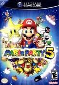 Mario Party 5 - GameCube Game