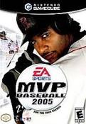 MVP Baseball 2005 - GameCube Game