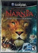 Narnia, The Lion, The Witch, and the Wardrobe - GameCube Game