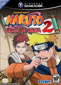 Naruto Clash of Ninja 2 - GameCube Game