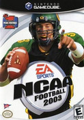 NCAA Football 2003 - GameCube Game