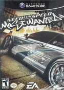Need For Speed Most Wanted - GameCube Game