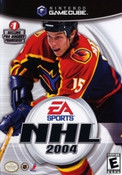 NHL 2004 - GameCube Game