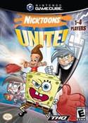 Nicktoons Unite! - GameCube Game