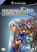 Phantasy Star Online Ep III CARD Revolution GameCube Game