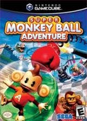 Super Monkey Ball Adventure - GameCube Game