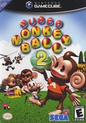 Super Monkey Ball 2- GameCube Game