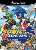 Sonic Riders - GameCube Game