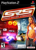 SRS Street Racing Syndicate - GameCube Game