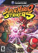 Super Mario Strikers - GameCube Game