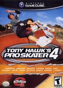 Tony Hawk's Pro Skater 4 - GameCube Game