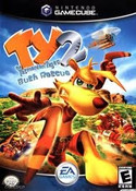Ty The Tasmanian Tiger 2 - GameCube Game