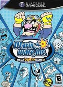 Wario Ware, Inc. - GameCube Game