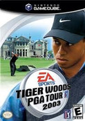 Tiger Woods PGA Tour 2003 - GameCube Game