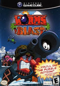 Worms Blast - GameCube Game