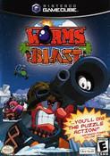 Worms Blast - GameCube Game