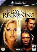 WWE Day of Reckoning  - GameCube Game