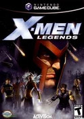 X-Men Legends - GameCube Game