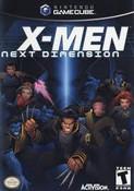 X-Men Next Dimension - GameCube Game