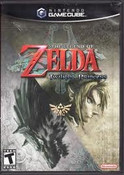 Legend of Zelda Twilight Princess - GameCube Game
