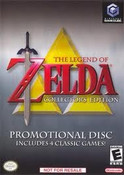 Legend of Zelda Collector's Edition - GameCube Game