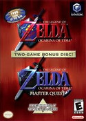 Legend of Zelda Ocarina Of Time - GameCube Game