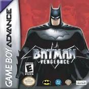 Batman Vengeance - Game Boy Advance