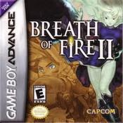 Breath of Fire II - Game Boy Advance