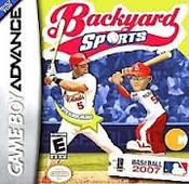 Backyard Sports Baseball 2007 - Game Boy Advance