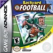Backyard Football - Game Boy Advance