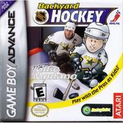 Backyard Hockey - GameBoy Advance Game