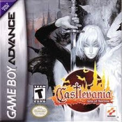 Castlevania Aria Of Sorrow - GameBoy Advance Game