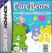 Care Bears Care Quest - GameBoy Advance Game