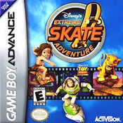 Extreme Skate Adventure - Game Boy Advance