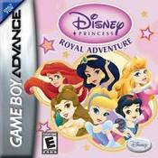 Disney Princess Royal Adventure - Game Boy Advance
