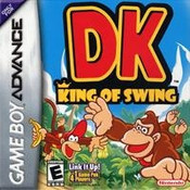 DK King Of Swing - Game Boy Advance