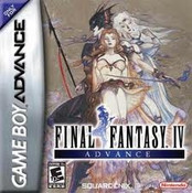 Final Fantasy IV - Game Boy Advance