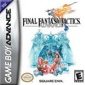 Final Fantasy Tactics Advance - Game Boy Advance