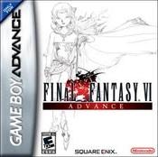 Final Fantasy VI Advance - Game Boy Advance