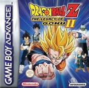 Dragon Ball Z The Legacy Of Goku II - Game Boy Advance