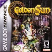 Golden Sun The Lost Age - Game Boy Advance