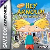 Hey Arnold The Movie - Game Boy Advance