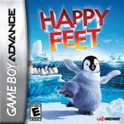 Happy Feet - Game Boy Advance