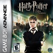 Harry Potter Order of the Phoenix - GameBoy Advance Game