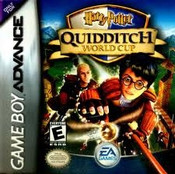 Harry Potter Quidditch World Cup - GameBoy Advance Game
